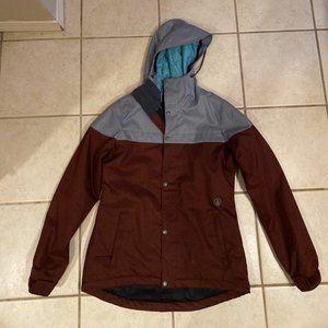 Insulated Volcom Ski Jacket
